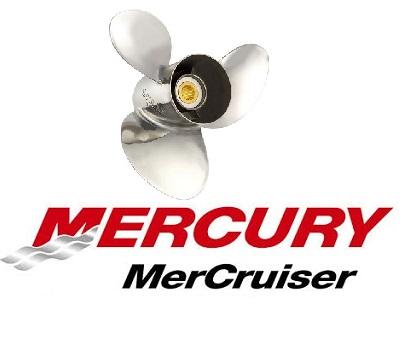 Eliche MERCURY & MERCRUISER acciaio 3 pale