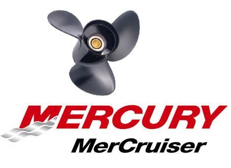Eliche MERCURY & MERCRUISER alluminio 3 pale