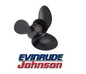 Eliche EVINRUDE & JOHNSON alluminio 3 pale