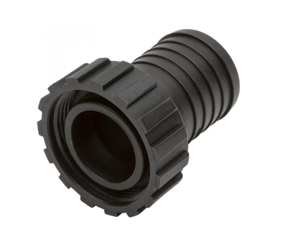 "CAN SB BOCCHETTONE PLASTICA DRITT 1-1/2"" x 38mm"