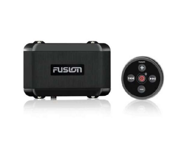 FUSION MS-BB100 BLACK BOX STEREO CON COMANDO REMOTO