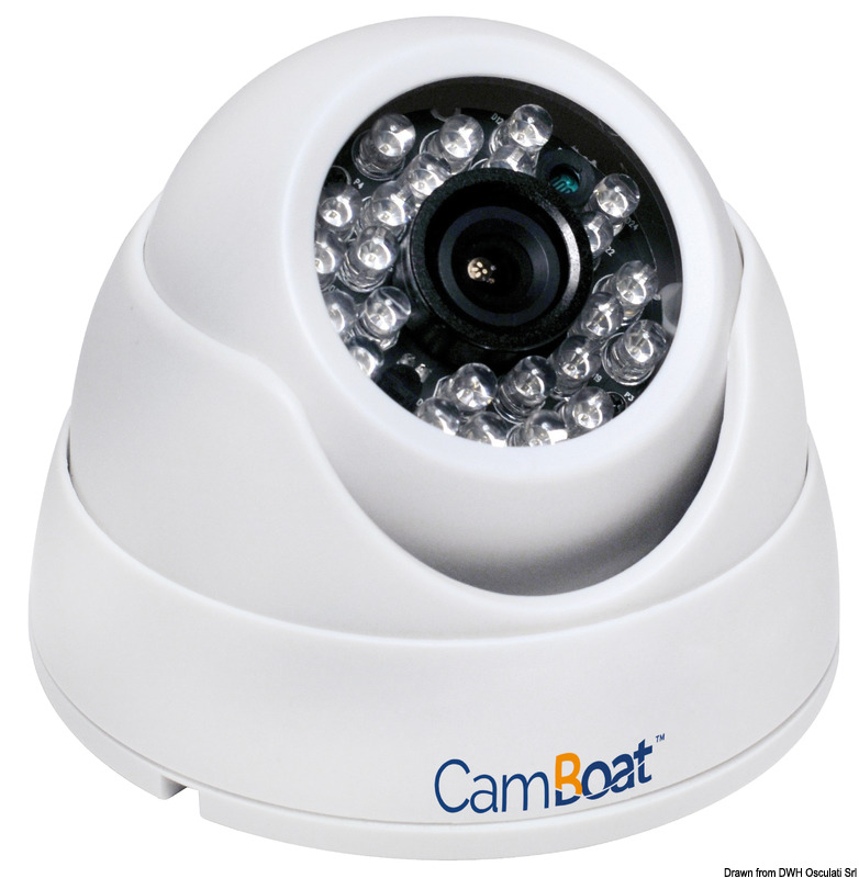 Glomex CAMBOAT WI-FI HD