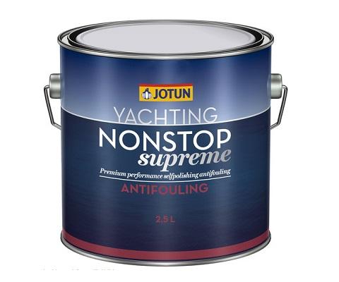 JOTUN NONSTOP SUPREME ROSSO 2.5 LT.