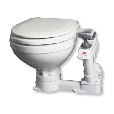 Johnson AQUAT TOILET MANUAL COMPACT