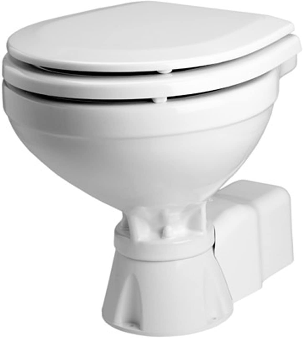 Johnson AQUAT TOILET SILENT ELECTRIC COMPACT 12V