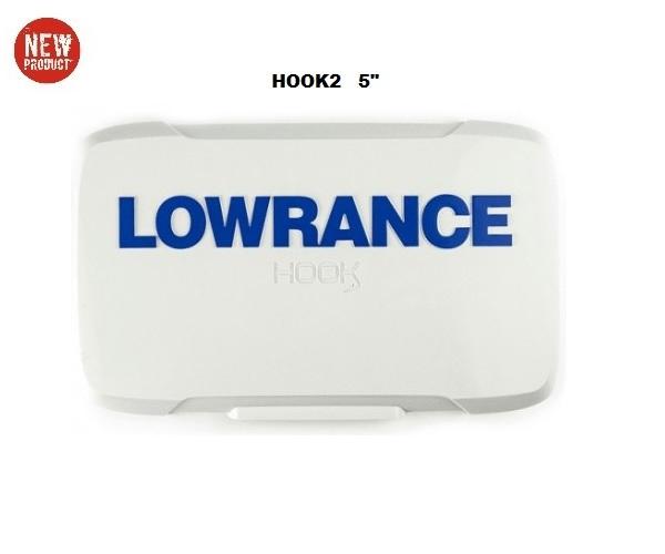 LOWRANCE COPERCHIO PROTEZIONE PER HOOK2 5