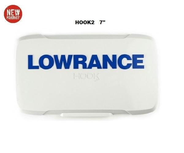 LOWRANCE COPERCHIO PROTEZIONE PER HOOK2 7