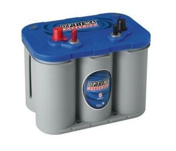 Batteria OPTIMA 12V 55AH BTDC4.2