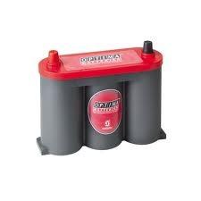 Batteria OPTIMA REDTOP 6V 50AH RTS 2.1