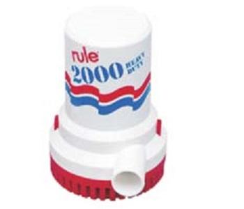 RULE 2000 12V