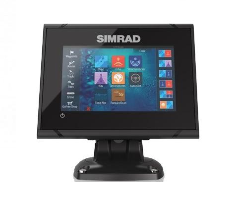 SIMRAD GO5 COMBO 83/200-455/800KHZ