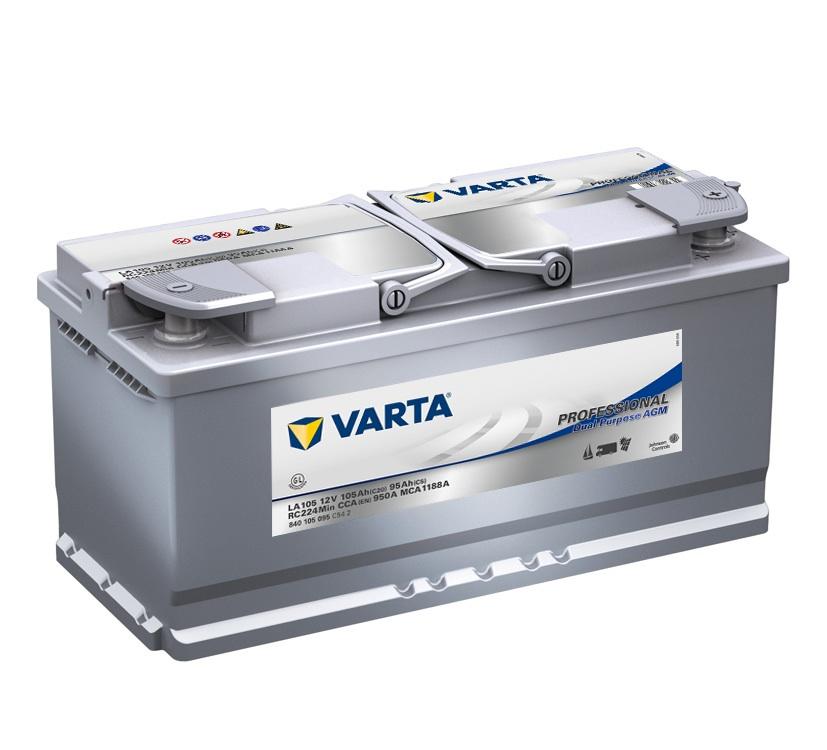 Varta LA105
