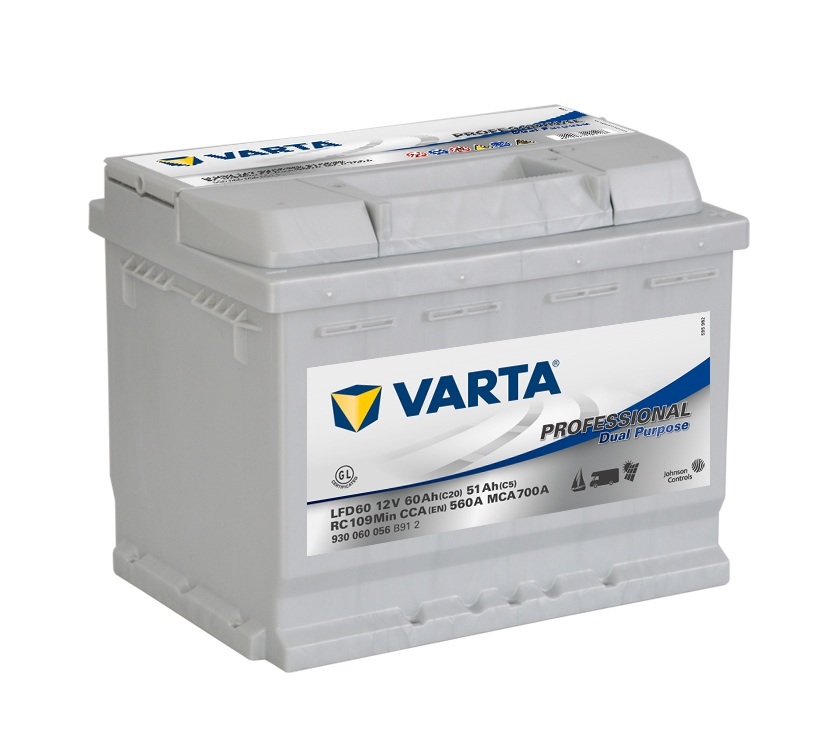 Varta LFD60