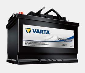 Varta LFS75