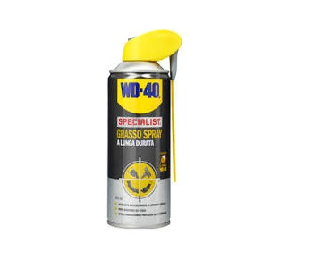 WD40 GRASSO SPRAY 400ML