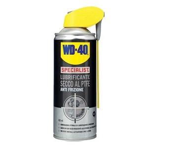 WD40 LUBRIFICANTE SECCO AL PTFE 400ML