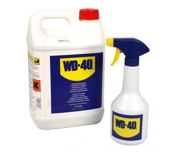 WD-40 PROFESSIONAL LT.5 + DOSATORE