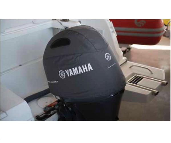 YAMAHA COVER F225 F250 F300 C/PRESA ARIA